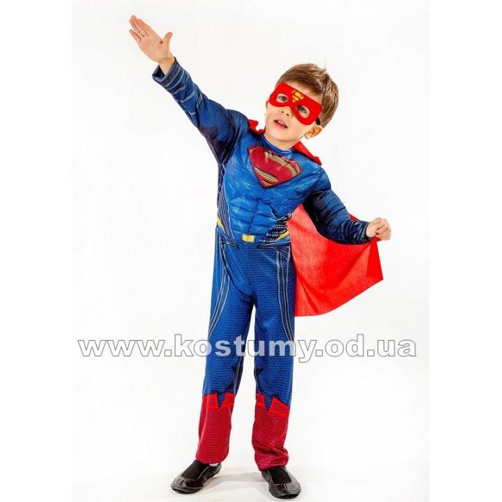 Супермен, костюм Супермена