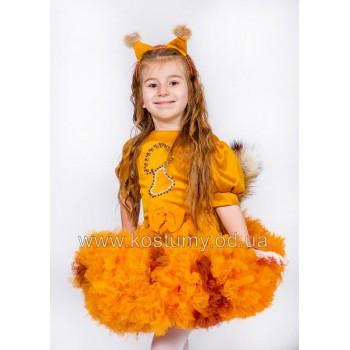 Белка VIP, Белочка, костюм Белки, костюм Белочки, 2-5 лет