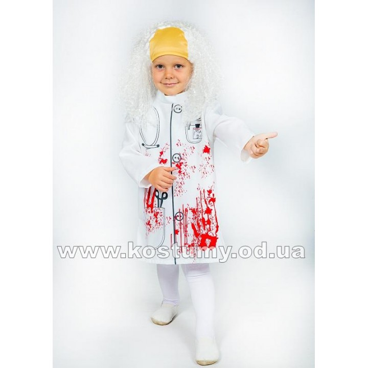 Доктор Зло, костюм Доктора Зло, костюм на Хэллоуин для малыша, рост 95-110 см