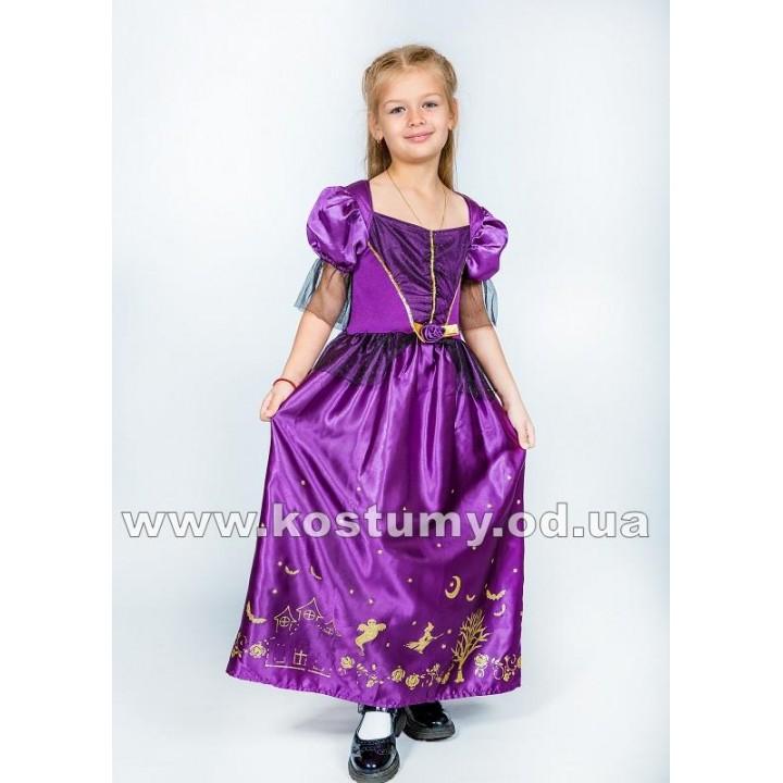 Призрак Фиолетовой Дамы, Дама Призрак, костюм Дамы Призрака