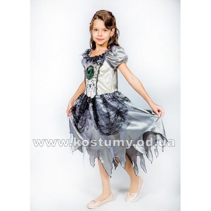 Скелетонна, Призрак, костюм Скелетонны, костюм Призрака для девочек