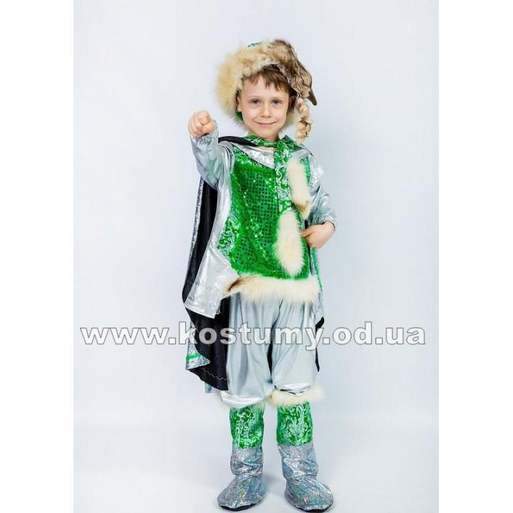 Принц викингов, Северный Принц, костюм Принца викингов, костюм Принца Севера