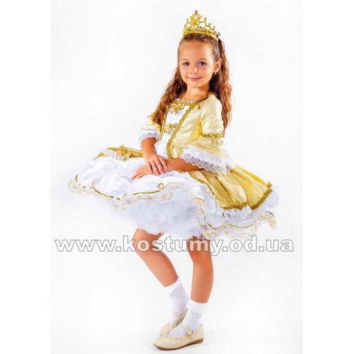 Принцесса, костюм Принцессы, 3-7 лет