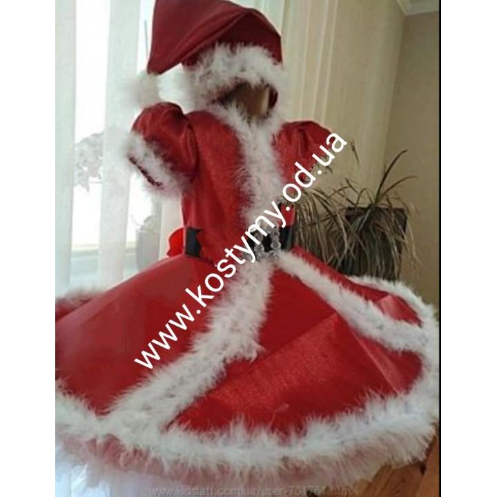 Санта Девочка, Помощница Санты, Гномик, Гном, костюм Санты девочки, костюм Помощницы Санты, костюм Гномика, костюм Гнома