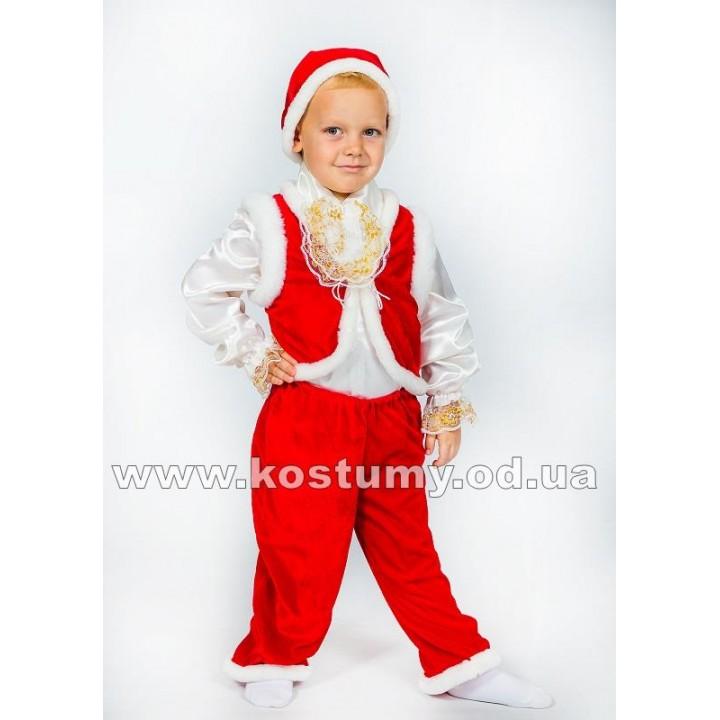 Помощник Санты, Морозко, костюм Помощника Санты, костюм Морозко