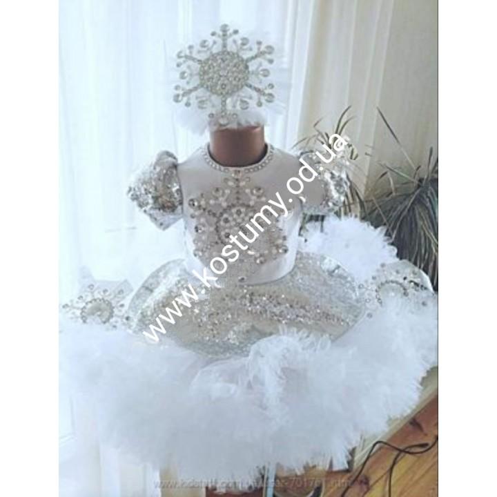 Снежинка Хрустальная, Снежинка, костюм Снежинки