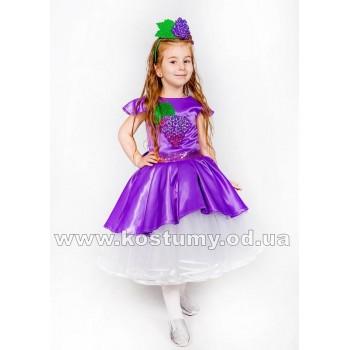 Виноград, Виноградинка, костюм Виноградинки, костюм Винограда для девочек
