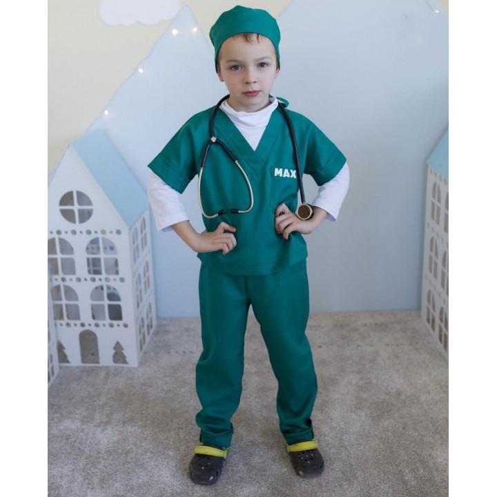 Доктор, Врач, костюм Доктора, костюм Врача