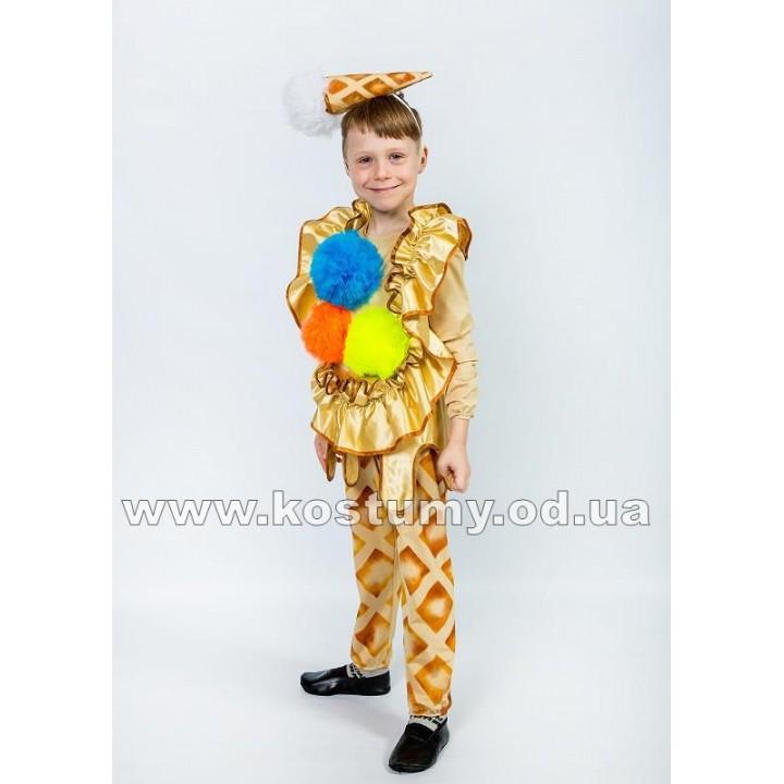 Мороженое, Сладость, костюм Мороженого, костюм Сладости для мальчиков