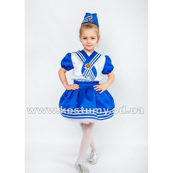 Морячка, костюм Морячки, костюм в морском стиле