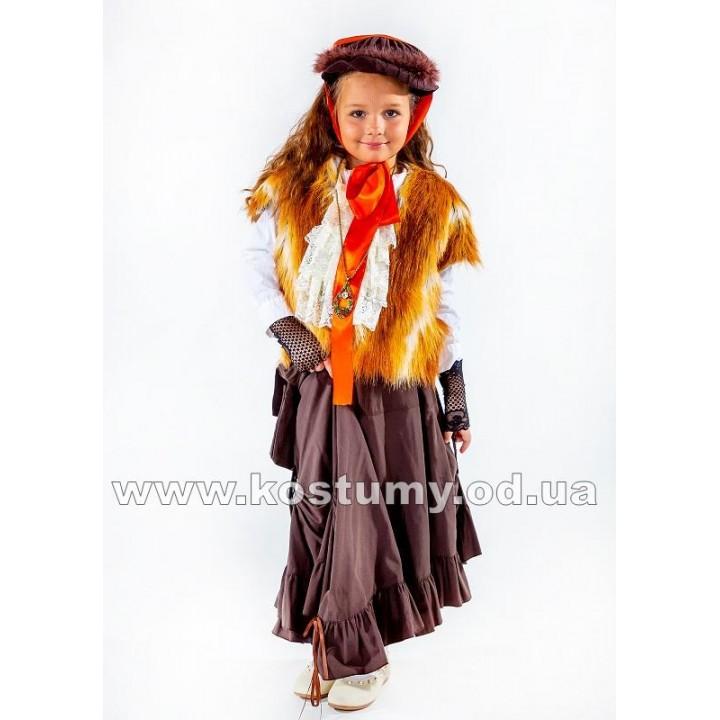 Лиса Алиса 1, костюм Лисы Алисы