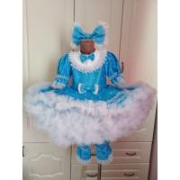 Кукла, Мальвина, костюм Куклы, костюм Мальвины