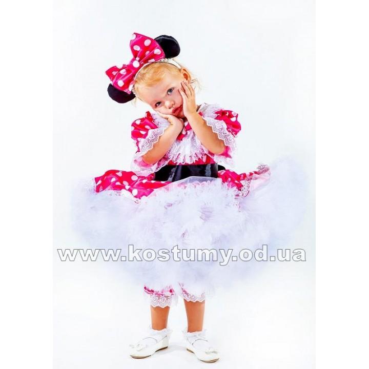 Минни Маус, Мышка Минни, костюм Минни Маус, костюм Мышки