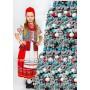 Солоха, костюм Солохи, рождественский костюм, костюм на святки