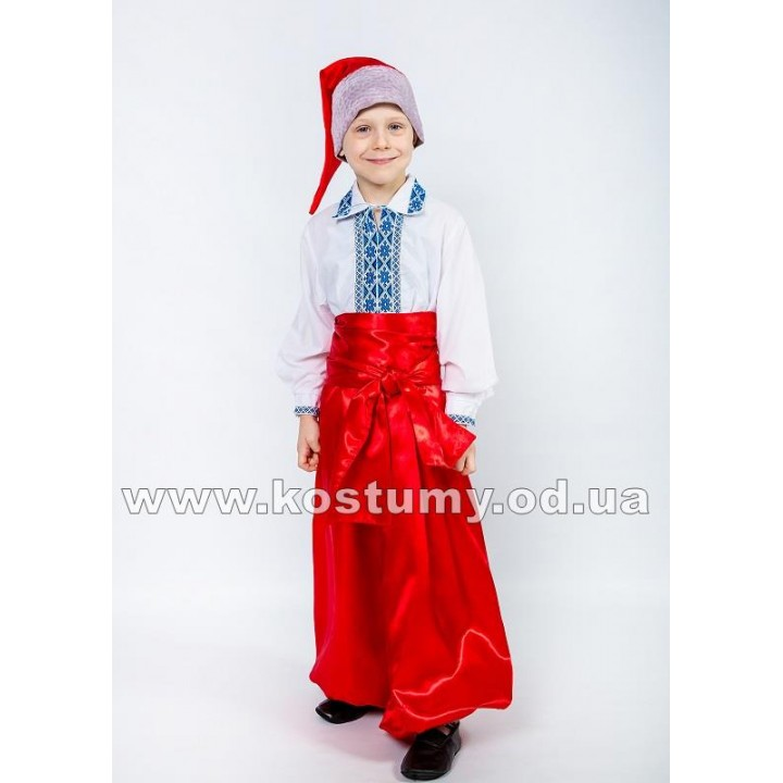 Козак 2, Украинец, костюм Козака, костюм Украинца, рост 110-116 см
