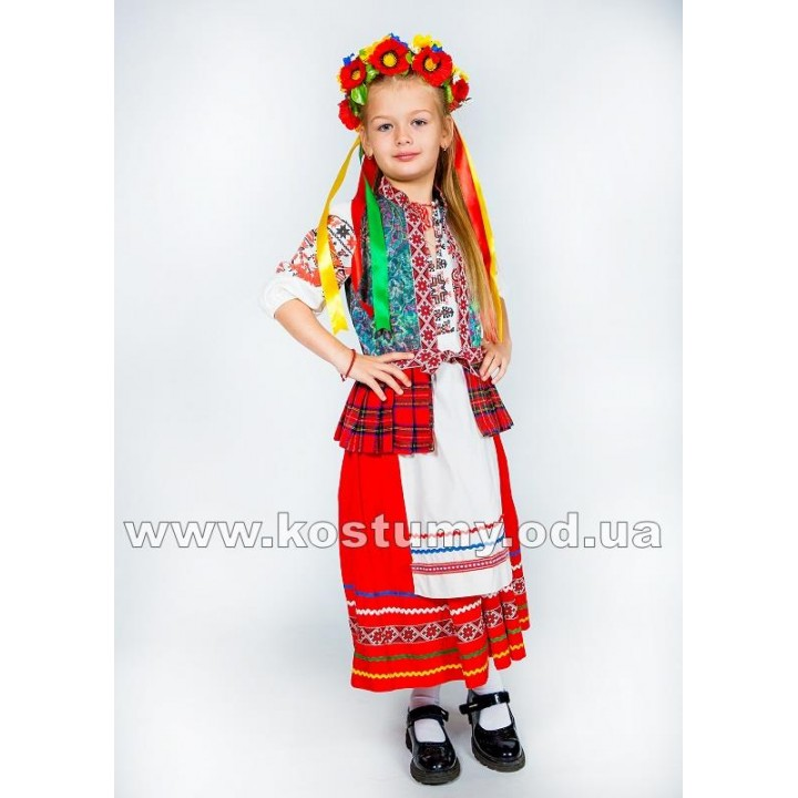 Украиночка 3, Украинка, костюм Украиночки, украинский костюм, костюм в украинском стиле