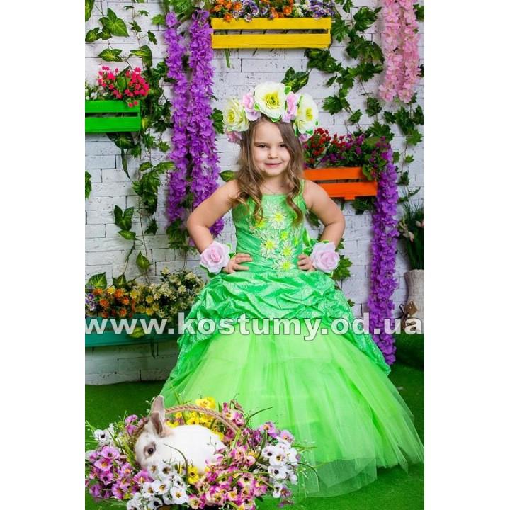 Весна Бальная, костюм Весны