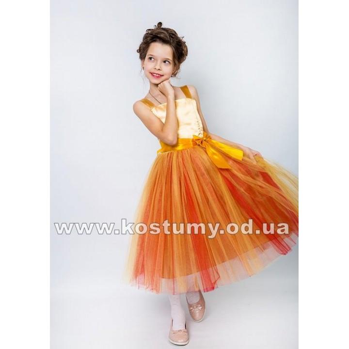 Нарядное платье модель БЭТСИ, платье на выпускной в сад