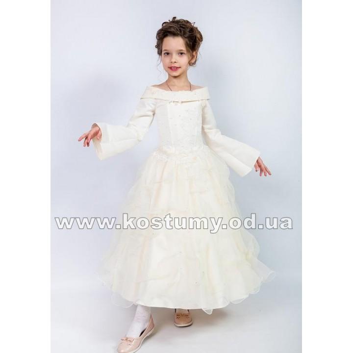 Платье бальное модель ЖАННА, детское платье на выпускной