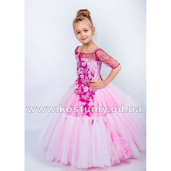 Выпускное платье КАТАЛИНА, платье на выпускной в сад, бальное платье, платье для фотосессий