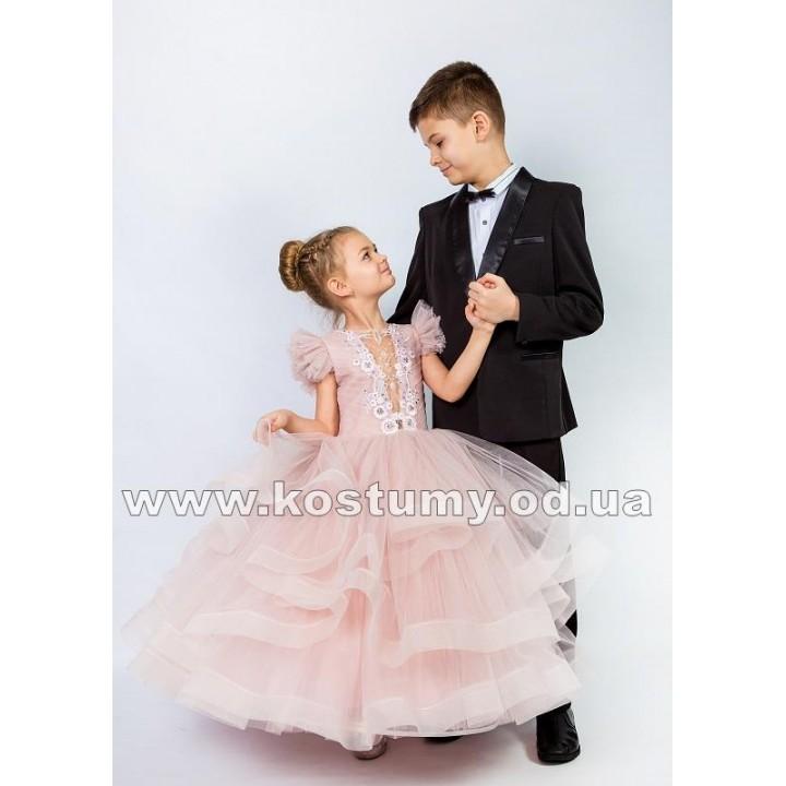Детское выпускное платье МИШЕЛЬ, платье на выпускной в сад