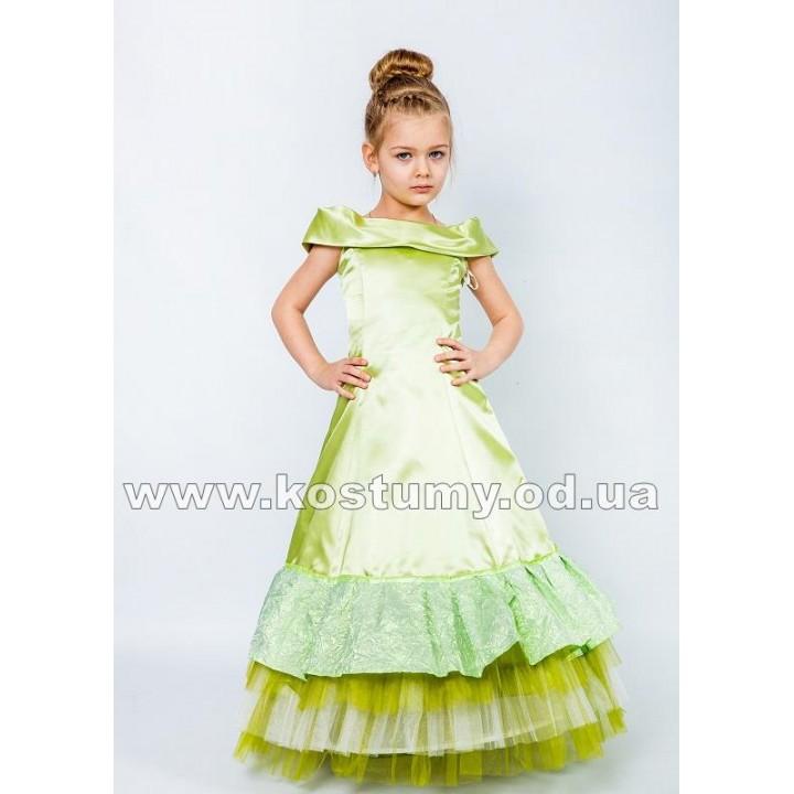 Детское платье модель ПАРИЖАНКА, нарядное платье в стиле Классика