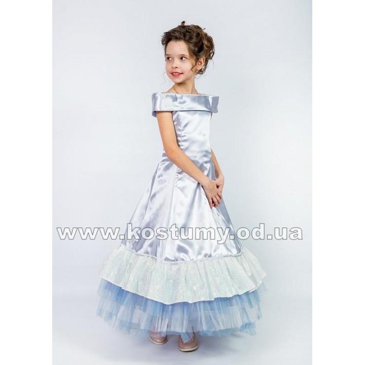 Детское платье модель ПАРИЖАНКА 1, нарядное платье в стиле Классика