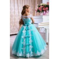 Платье на выпускной в сад ШАРЛОТТА, роскошное выпускное платье
