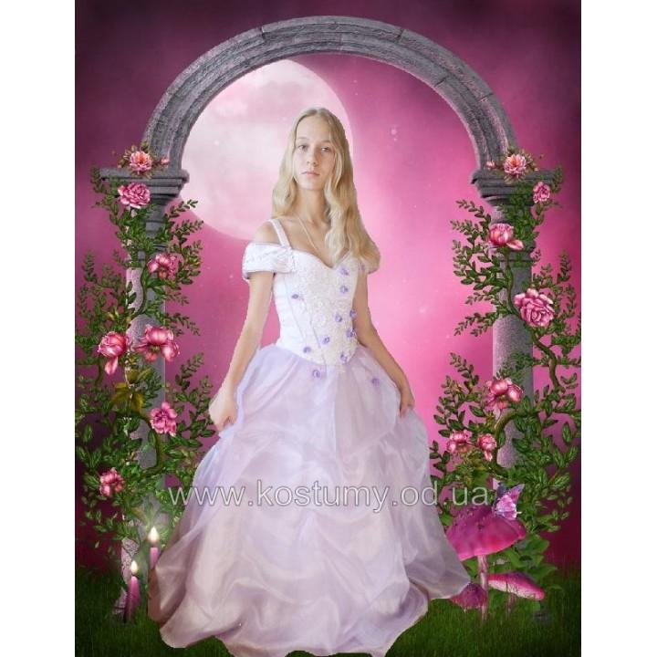Платье бальное, платье на выпускной ИРИНА, рост 150-170 см