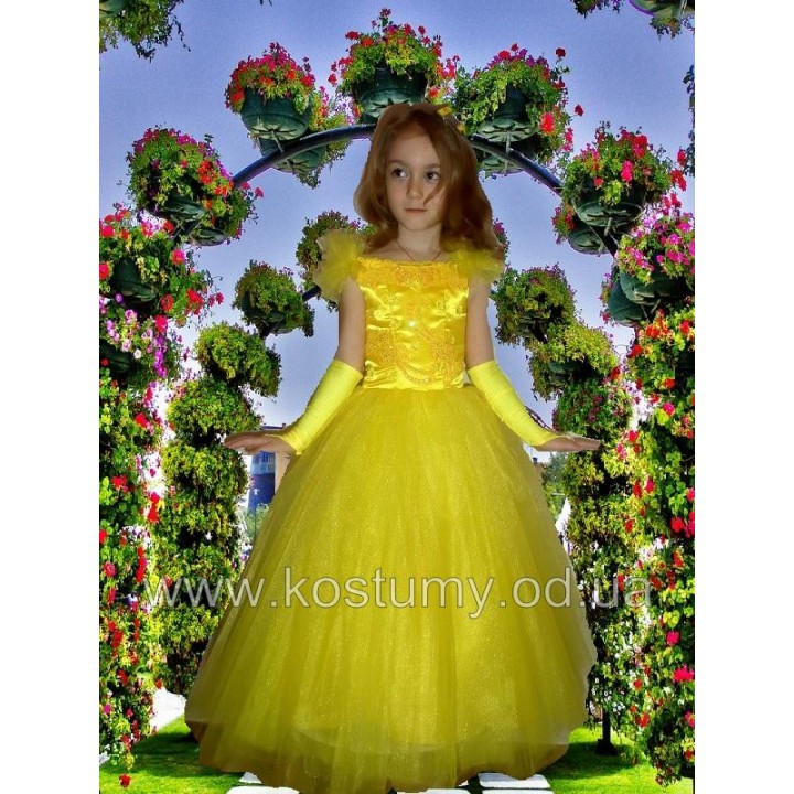 Платье бальное модель ДИАНА, выпускное платье в сад