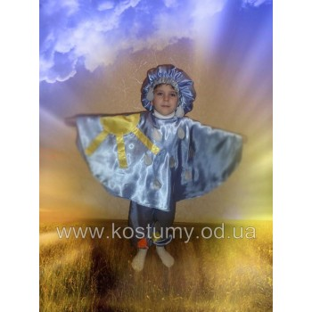 Дождик, Капелька, костюм Дождика, костюм Капельки для мальчиков