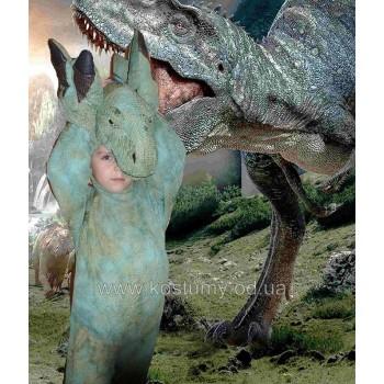 Динозавр, ростовой Динозавр, костюм Динозавра