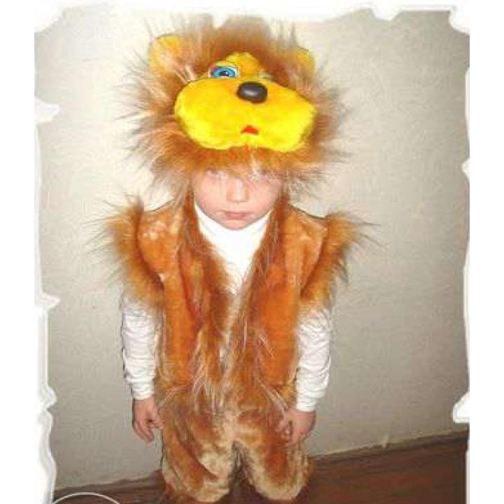 Лев, Львенок, костюм Льва, костюм Львенка