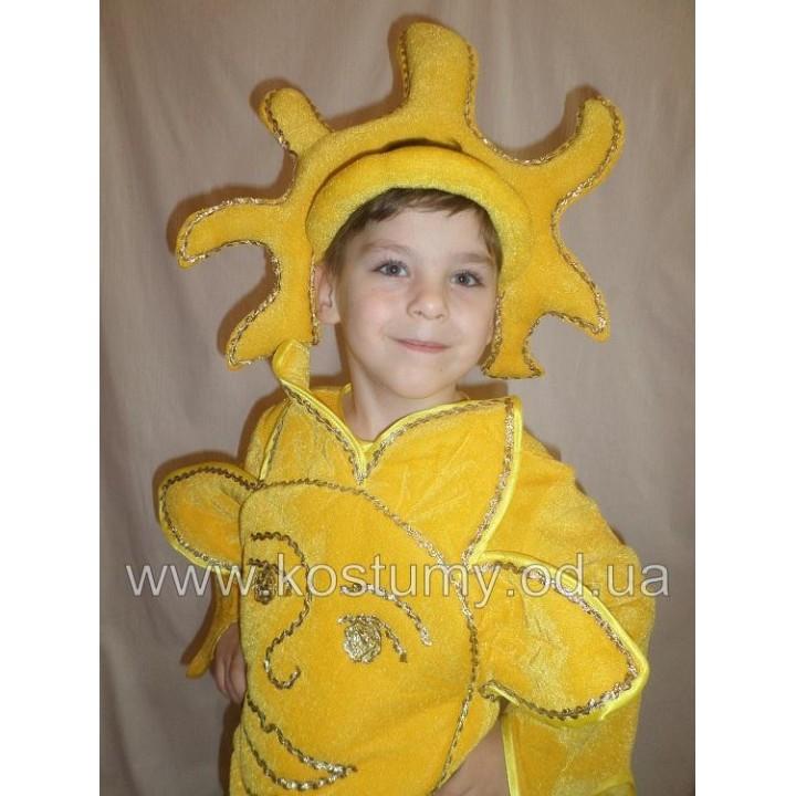 Солнышко, Лучик, костюм Солнышка, костюм Лучика для мальчиков