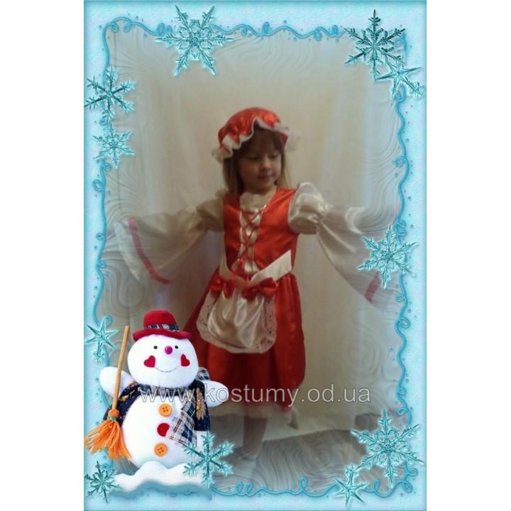 Красная Шапочка 1, костюм Красной Шапочки