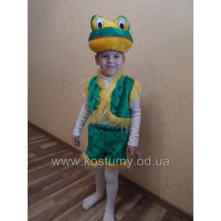 Лягушка, Лягушонок, костюм Лягушки, костюм Лягушонка