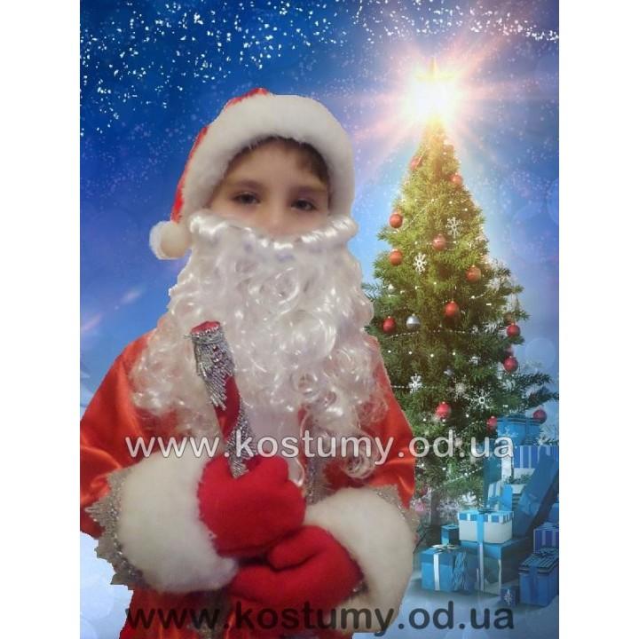 Дед Мороз, детский костюм Деда Мороза, костюм деда Мороза для мальчиков