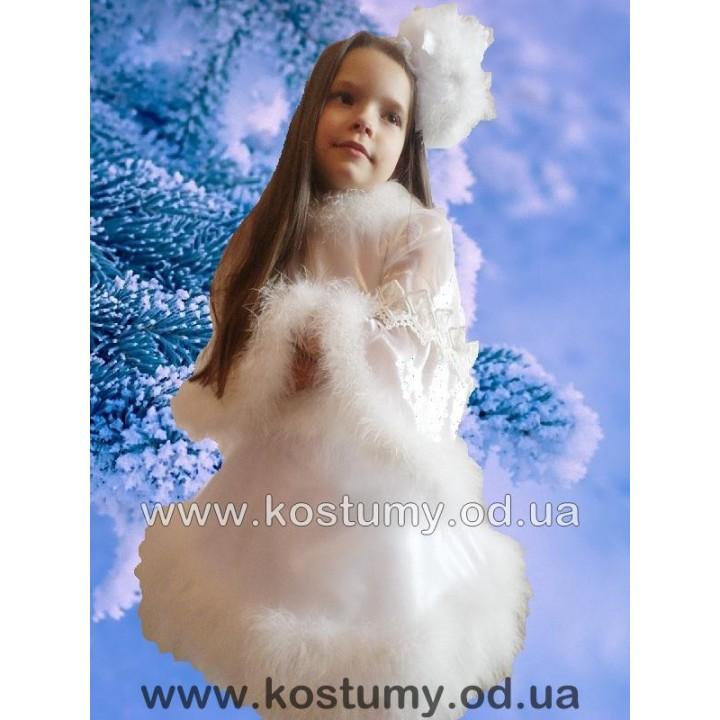 Снежинка, костюм Снежинки