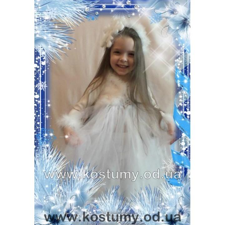 Снежинка Мини, Снежинка, костюм Снежинки, 2-4 годика