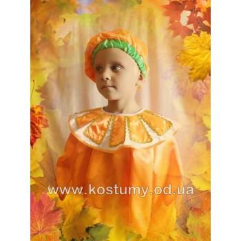 Апельсин, Мандарин, костюм Апельсина, костюм Мандарина
