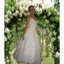 Платье бальное модель РОВЭННА, платье на выпускной в 4 класс