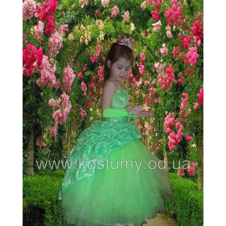 Платье бальное МИРОСЛАВА, выпускное платье в сад