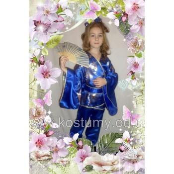 Японка, костюм Японки, костюм в японском стиле