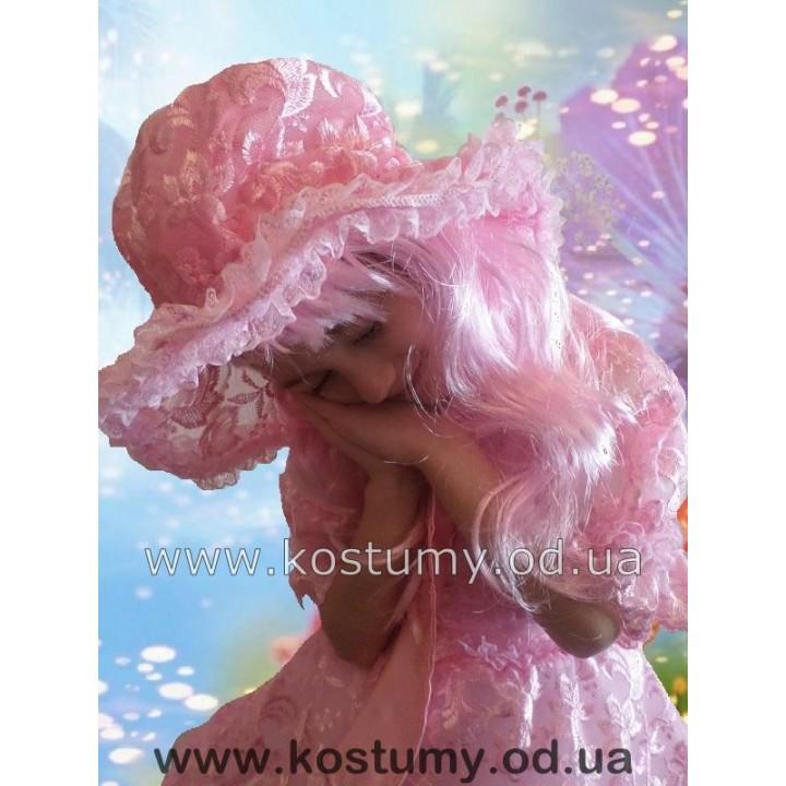 Кукла в розовом, костюм Куклы