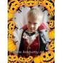 Вампир Мини, Дракула, костюм Вампира, костюм Дракулы для малыша, 1-2 года