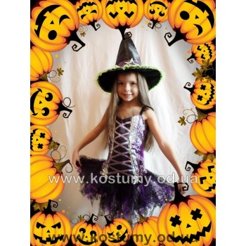 Ведьма 3, Ведьмочка, костюм Ведьмы, костюм Ведьмочки