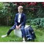 Школьная форма для мальчиков, школьный пиджак синий, размеры  116, 122, 128, 134