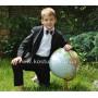 Школьная форма для мальчиков, школьный пиджак черный, размеры 116, 122, 128, 134