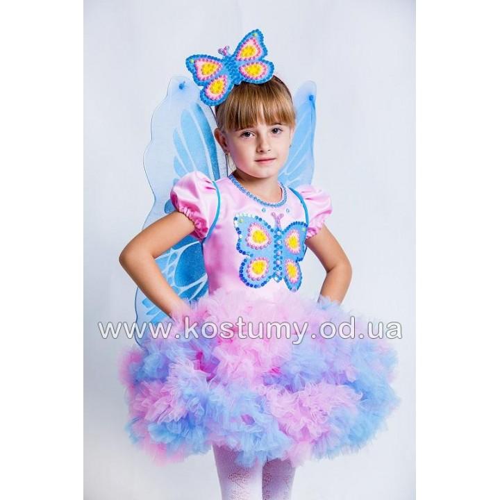 Бабочка 2, костюм Бабочки, костюм Бабочки для девочек, 3-7 лет