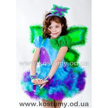 Бабочка 1, Стрекоза, костюм Бабочки, костюм Стрекозы